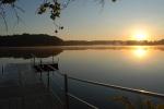 Sylvan Lake, earlydawn