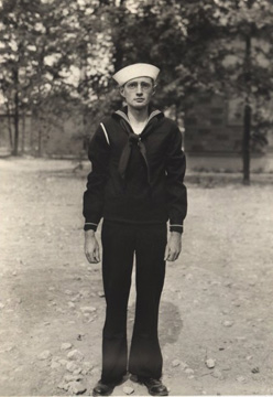 Warren Bandy; July 1942 - January 1946; U.S. Navy; Terre Haute, Ind.; submitted by Ken Bandy