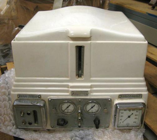 embalming machine parts