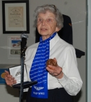 Marty Wyall, WASP with Congressional Gold Medal