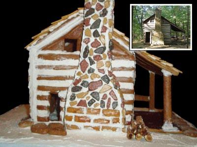 Dewar Log Cabin Exploring Science Amp Culture