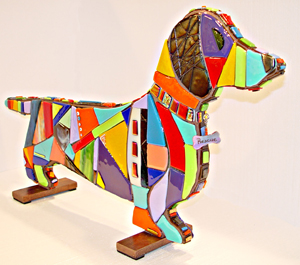Pam Niccum, Glass, Hamilton County